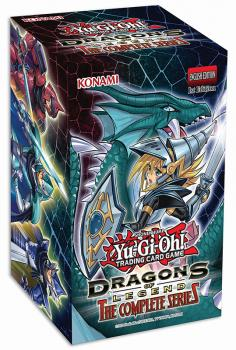 YUDRLETOS-YUGIOH DRAGONS OF LEGEND COMPLETE SET