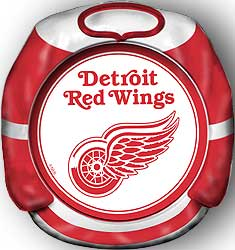 COASTERS 2PK RED WINGS